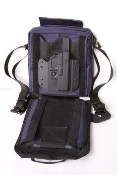 Progressive F.O.R.C.E. Concepts Ballistic Off-Body Bag (B.O.B.B.)