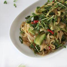LOZ Simple Salad Series 2014 Malay Noodle Salad [blog] www.landofzonkt.com.au