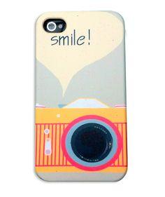 Smile Camera (Sonrie, Cámara) - carcasa, Antes $45.000 AHORA $40.500 COP. Encuentra más productos vintage en https://www.giferent.com/vintage