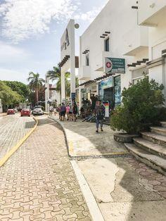 Street View, Playa Del Carmen