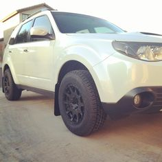 Methods on an SH Forester