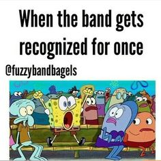 This was my band when we got the highest honored award at our National Band Competition out of (I think) 30 bands. We were the most well behaved, most polite, most nice, and most awesome band there. Band Mom, Band Nerd, Love Band, Music Jokes, Music Humor, Band Problems, Flute Problems, Band Puns, Funny Band Memes