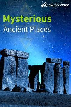 These ancient structures continue to stump scientists even to this day how cool are these Oh The Places You'll Go, Places To Travel, Places To Visit, Vacation Destinations, Dream Vacations, Beautiful World, Beautiful Places, We Will Rock You, Mysterious Places
