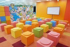 Netter Meetingraum