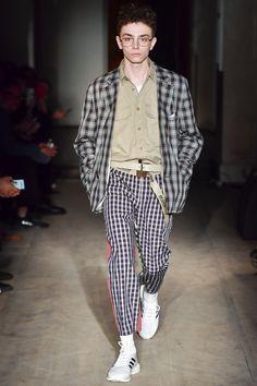 Gosha Rubchinskiy Spring 2018 Menswear Fashion Show Collection