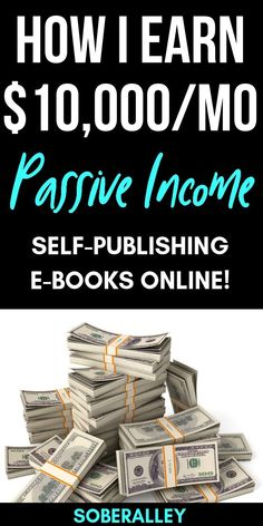 How I Quit My Job After Just 18 Months Of Kindle Publishing Need money now? Make extra money online Need Money Now, Make Money From Home, Way To Make Money, Make Money Online, Crafts For 3 Year Olds, Money Making Crafts, I Quit My Job, Finance Blog, Making Extra Cash
