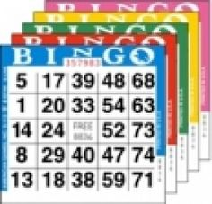 If you have, hopefully this lens will be helpful to you. We have added it here to provide information for the first time bingo chairperson.  Often, volunteers are put in charge of the annual (or more frequent) bingo fundraiser with no idea what to...