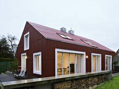 Umbau und Renovierung - Vom Siedlungsbau zum Wohlfühlhaus