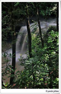 Twin Falls In WV