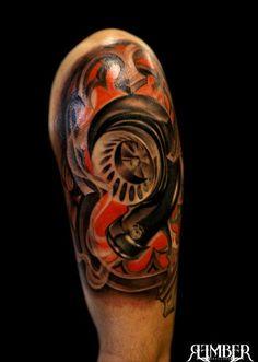 Tattoos - turbo
