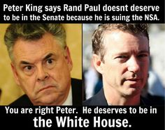 Rand Paul, if he stays true to conservatism, less big gov't & truth, belongs in the White House