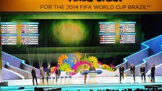 Agora que já terminou o Sorteio Final para a Copa do Mundo da FIFA Brasil 2014 queremos saber sua opinião: o que você achou dos grupos que foram sorteados na Costa do Sauípe? E qual é o grupo mais difícil?