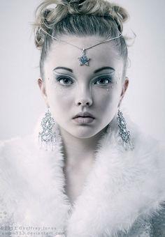 Creative Beauty Photography by Geoffrey Jones