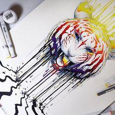Amazing By @jojoesart by art_spotlight