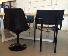 Tulip Stoel Knoll : Projects inspiration knoll dining table mathwatson