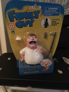 family guy, as seen on tv