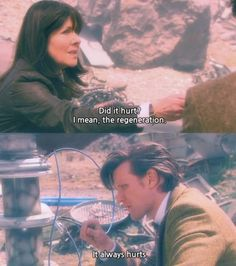 WHAT THE FRICK IS THIS FROM?! DID I MISS SOMETHING?! <-- from the Sarah Jane adventures! Go watch! Great episode