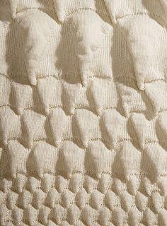 klaus und alfred - partial knitting