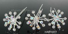 Wedding Bride hair pins Hair Accessory Wholesale $0.25~$0.49