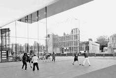 Stedelijke buitengym   Oog op Amsterdam