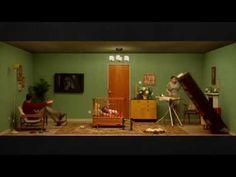 Polaroid Commercial 'Tableau Vivant' award winning ad - YouTube