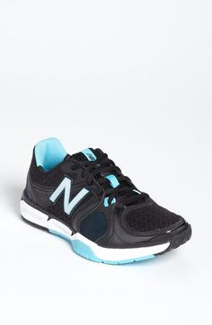 New balance cross trainers in black. Supposed to be good for ladies with  wider feet e3d01ec8b