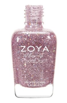 Zoya Lux PixieDust Magical Pixie Zoya Magical Pixie, Holographic PixieDust, for Spring 2014   Preview