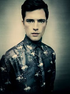 #SeanOPry by #PaoloRoversi for #Brioni FW2014 #campaign