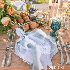 An outdoor #weddingreception in Newport Beach? Count us in! See more on WedLuxe.com (: @jessicaclaire, planner & design: @agoodaffair, venue: @pelicanhillresort, floral: @bloomboxdesigns, tabletop rentals: @theark_, glassware: @otisandpearl)