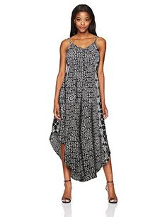 New MSK Women's Challi Gaucho Printed Jumpsuit With Cageback Detail online. Enjoy the absolute best in LARACE Dresses from top store. Sku wqaa10530xvuo82003