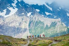 The W Trek, Torres del Paine National Park, Chilean Patagonia  Image by Edwin Remsberg / The Image Bank / Getty Images.  http://www.lonelyplanet.com/north-america/travel-tips-and-articles/best-treks-with-killer-views