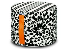 "Designed by Rosita Missoni Dimensions: 16""Diam x 12""H Materials: 100% acrylic Made in Italy"