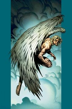 Archangel Comics | Archangel Marvel Comics Database Pictures