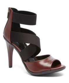 Look what I found on #zulily! Winterberry Rhye Leather Sandal #zulilyfinds