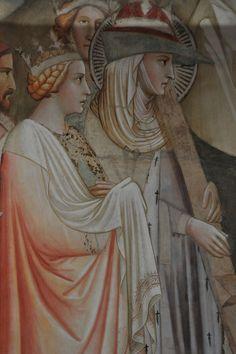 Gaddi, 1330s santa croce