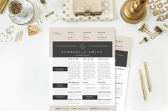10 Lustworthy Resume Designs We Need Now