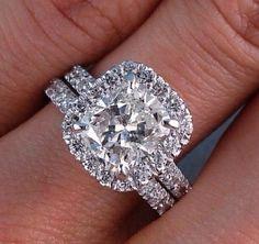 My future ring. Okay? Okay.