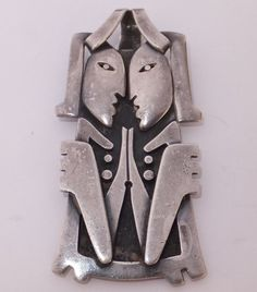 Modernist Mexican Pendant, Salvador Teran