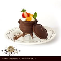 Chocolate Potjie