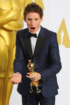 """Eddie Redmayne was adored by more than one in ten females, followed by Benedict Cumberbatch – even though most people aren't aware he's a natural red-head. Number 5: """"The Ed Sheeran Effect""""! Eddie Redmayne is also on the lost helping more Ginger men get Lucky with the Ladies! © Atlantic Images"""