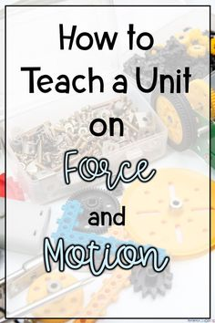 Engaging Students in Learning about Force and Newton's Laws of Motion Education Kraft Science Lesson Plans, Science Curriculum, Science Lessons, Teaching Science, Science Experiments, Science Education, Science Activities, Physical Education, Waldorf Education