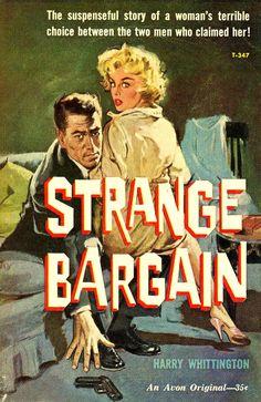 Strange Bargain - Harry Whittington