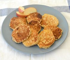 These Thermomix Apple and Cinnamon Pikelets make a great easy breakfast, lunchbox and after school snack! My boys LOVE making (and eating!) pikelets, and these Apple and Cinnamon Pikelets have quickly become one of our Brunch Recipes, Baby Food Recipes, Breakfast Recipes, Cooking Recipes, Breakfast Ideas, Keto Recipes, Healthy Snack Options, Healthy Snacks, Recipies Healthy