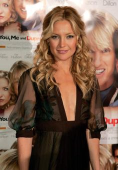 Kate Hudson... LOVE the way she works what she has! Implants, pshh! She makes embracing small boobies glamorous.