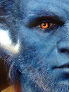Bryan Singer recently tweeted this image of the blue X-man Beast.