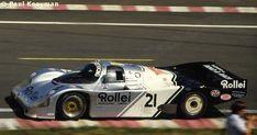 RSC Photo Gallery - Le Mans 24 Hours 1984 - Porsche 956 no.21 - Racing Sports Cars