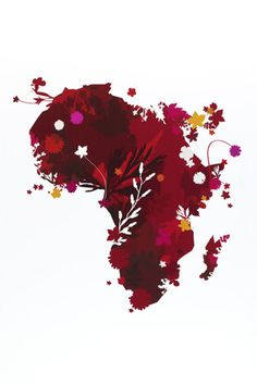 Pretty Africa - (PRODUCT) RED