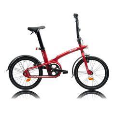 269a9d281 Btwin Tilt 7 Foldup Urban Cycling