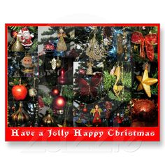 Have a Jolly Happy Christmas