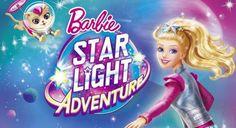 Andrew Tan, Michael Goguen, Erica Lindbeck, Robbie Daymond, Kimberly Woods, Barbie: Star Light Adventure (2016), CINE ΣΕΡΡΕΣ,
